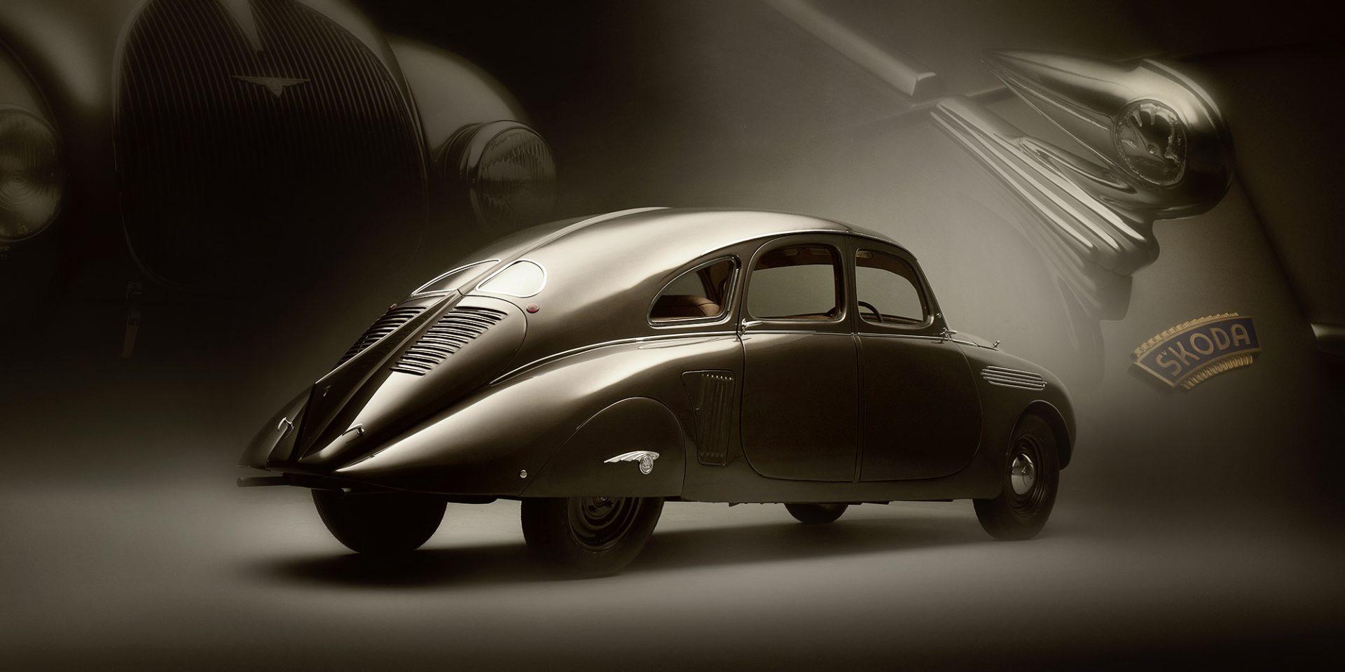 Teardrop Cars - ŠKODA Storyboard
