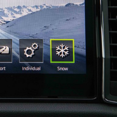 A School of Driving on Ice and Snow: KAROQ and KODIAQ Won't