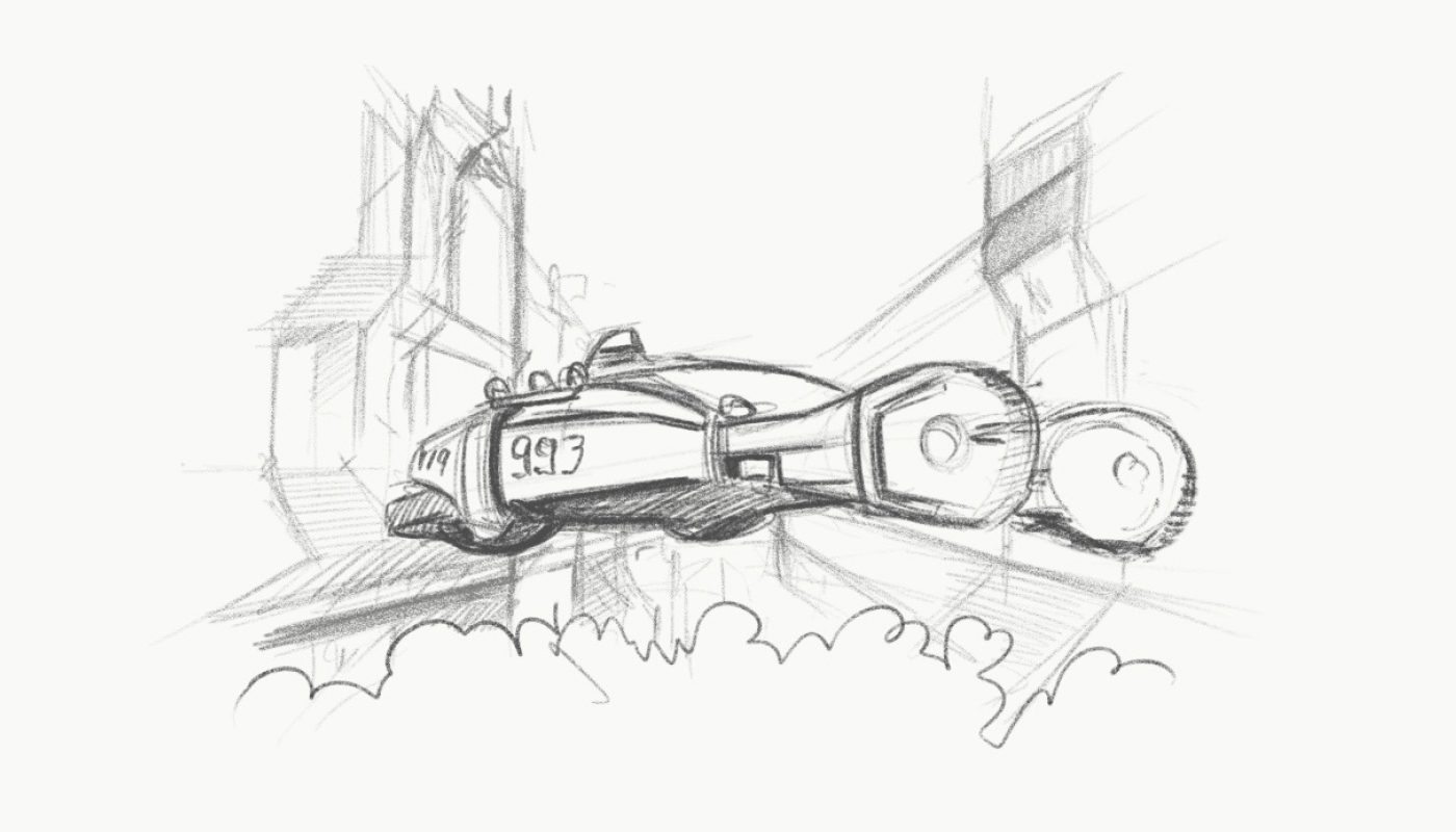 Blade-sketch