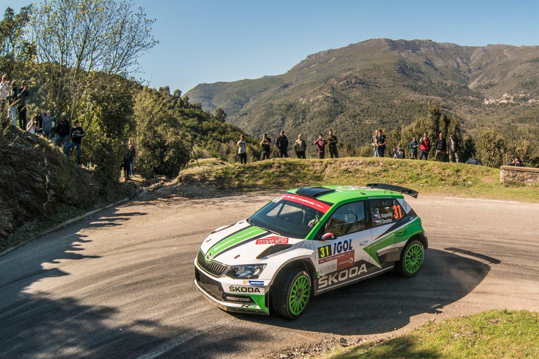 Rally Francie - Tour de Corse 2018