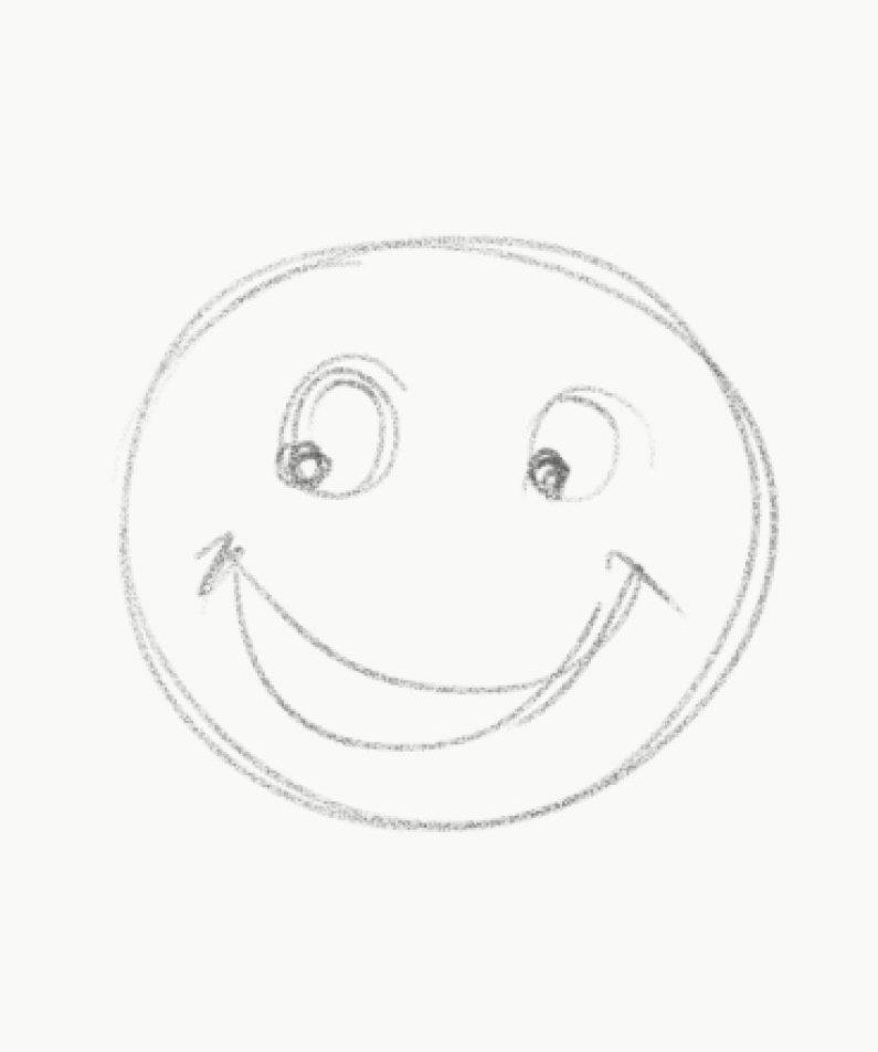 sketch-smile