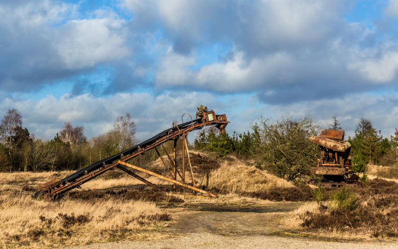 Herning-mining-place