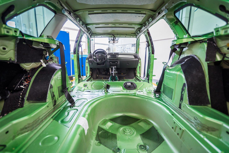 Škoda Fabia Combi: Technický stav po 100 000 km?