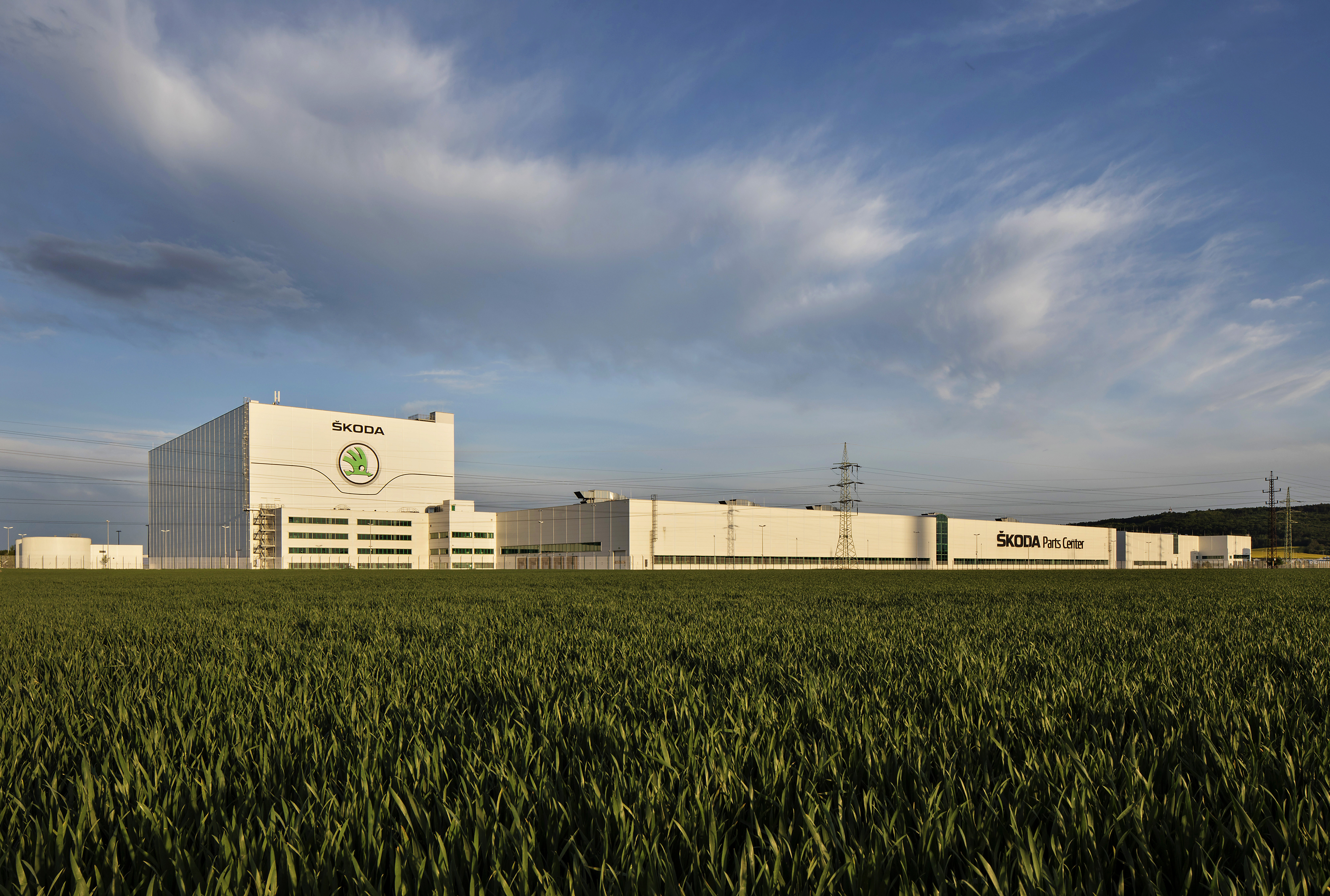 SKODA Parts Centre in Mladá Boleslav ensuring fast and reliable supply of genuine parts for 20 years - Image 2