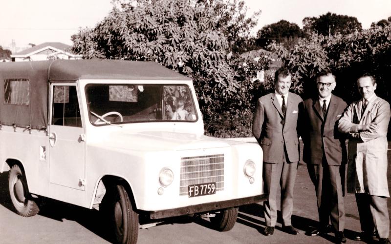 Trekka-1966