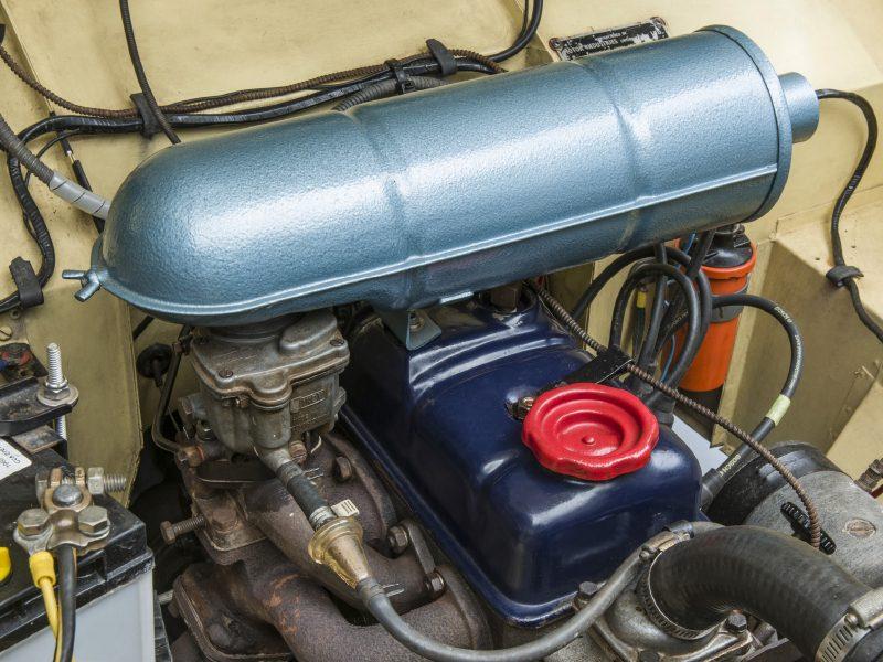Trekka-engine