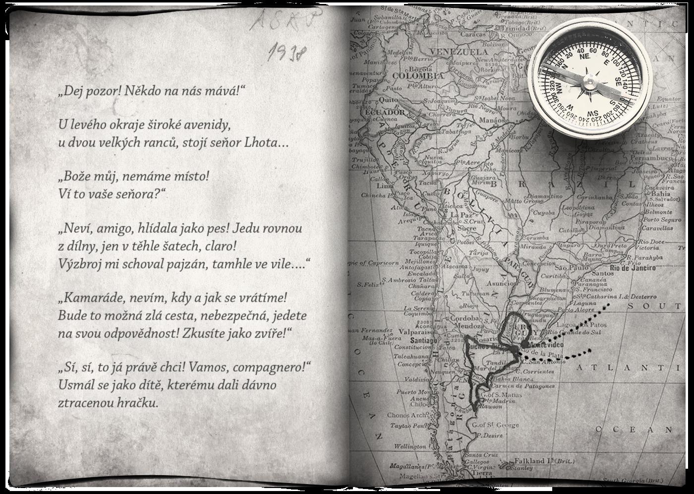 """Argentinské dobrodružství """"Lovce kilometrů"""""""