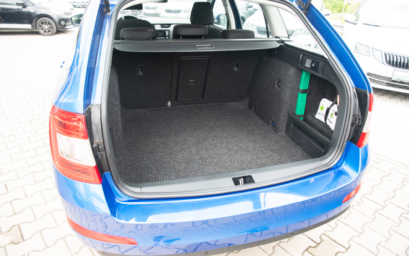Clean-up-interior-trunk