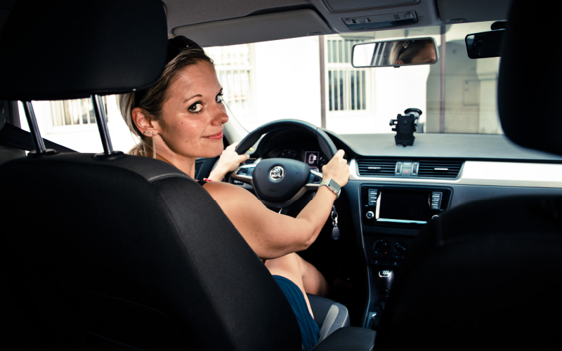 Driving-instructor-K.Pivrncova-inside-rapid
