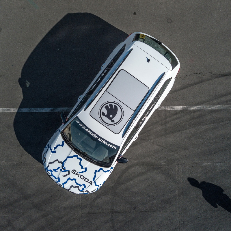 Kodiaq-RS-top-view-dron