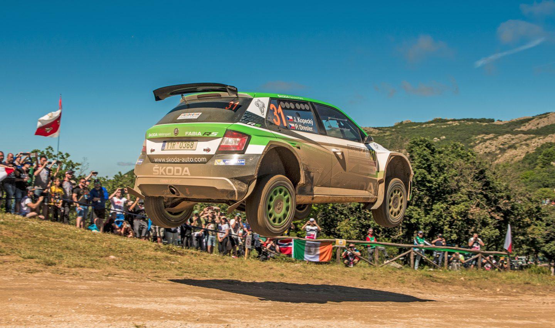 Rally Itálie 2018