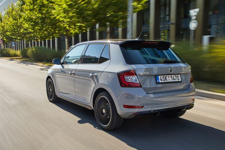 Škoda fabia monte carlo: ein name, der verpflichtet - Škoda storyboard