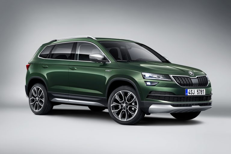 Škoda at the 2018 paris motor show: sporty, sustainable and digital