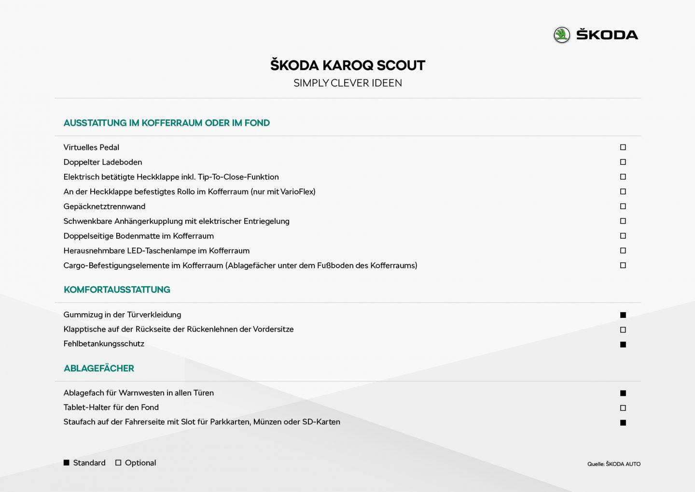 KAROQ SCOUT