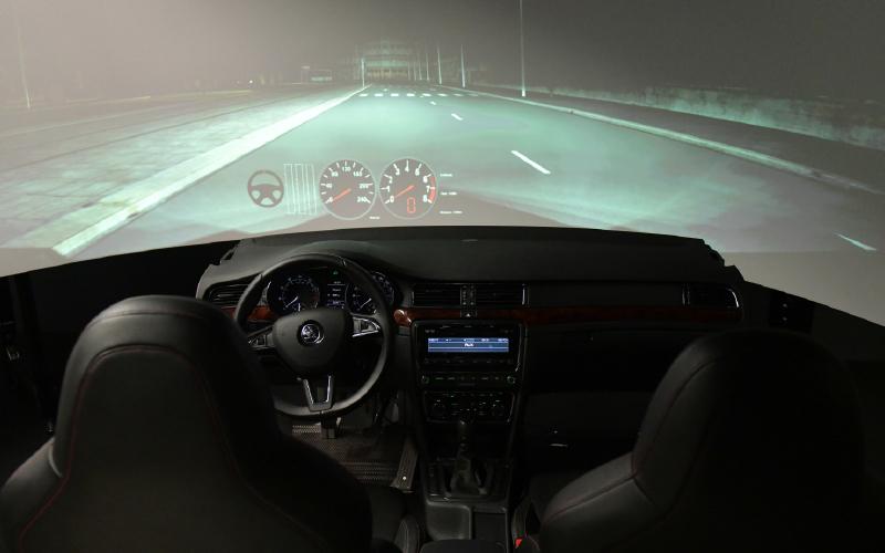 Lights-Testing-night-driving