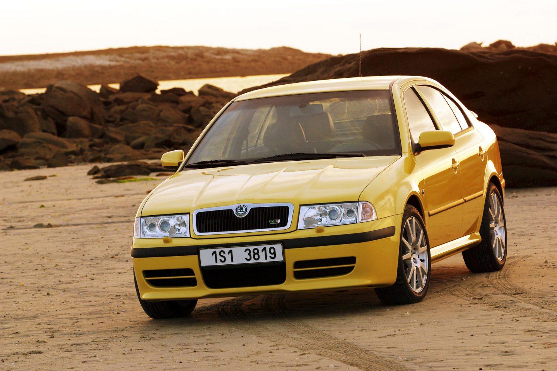 OCTAVIA RS I (2000-2005)