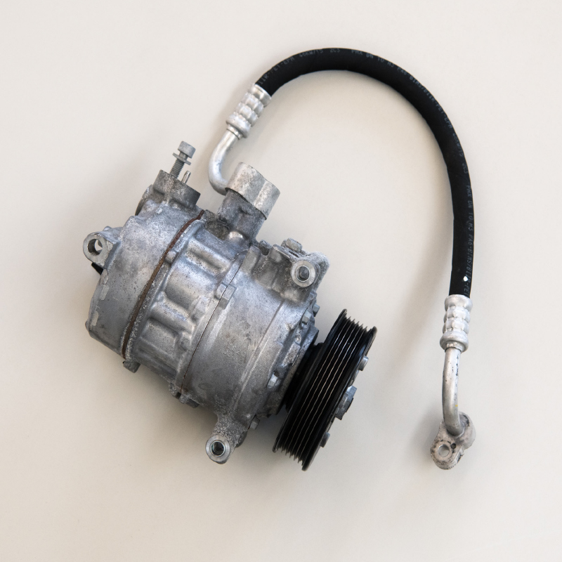 Air-conditioning-compressor