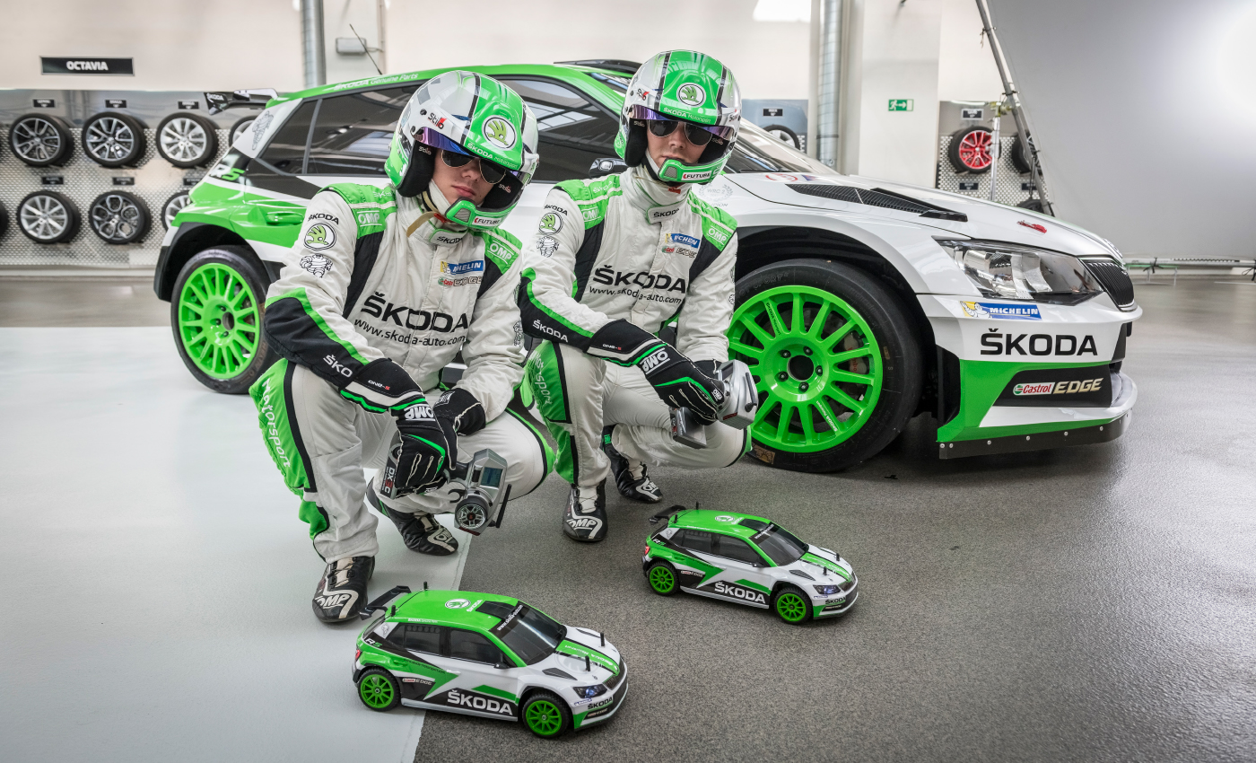 RCrally-RC-racers-SKODA-fabia-RS