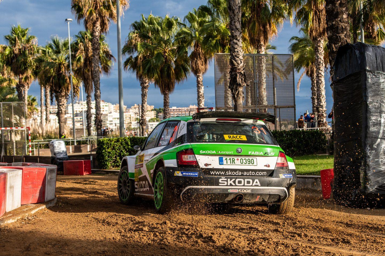 Rally Španělska 2018