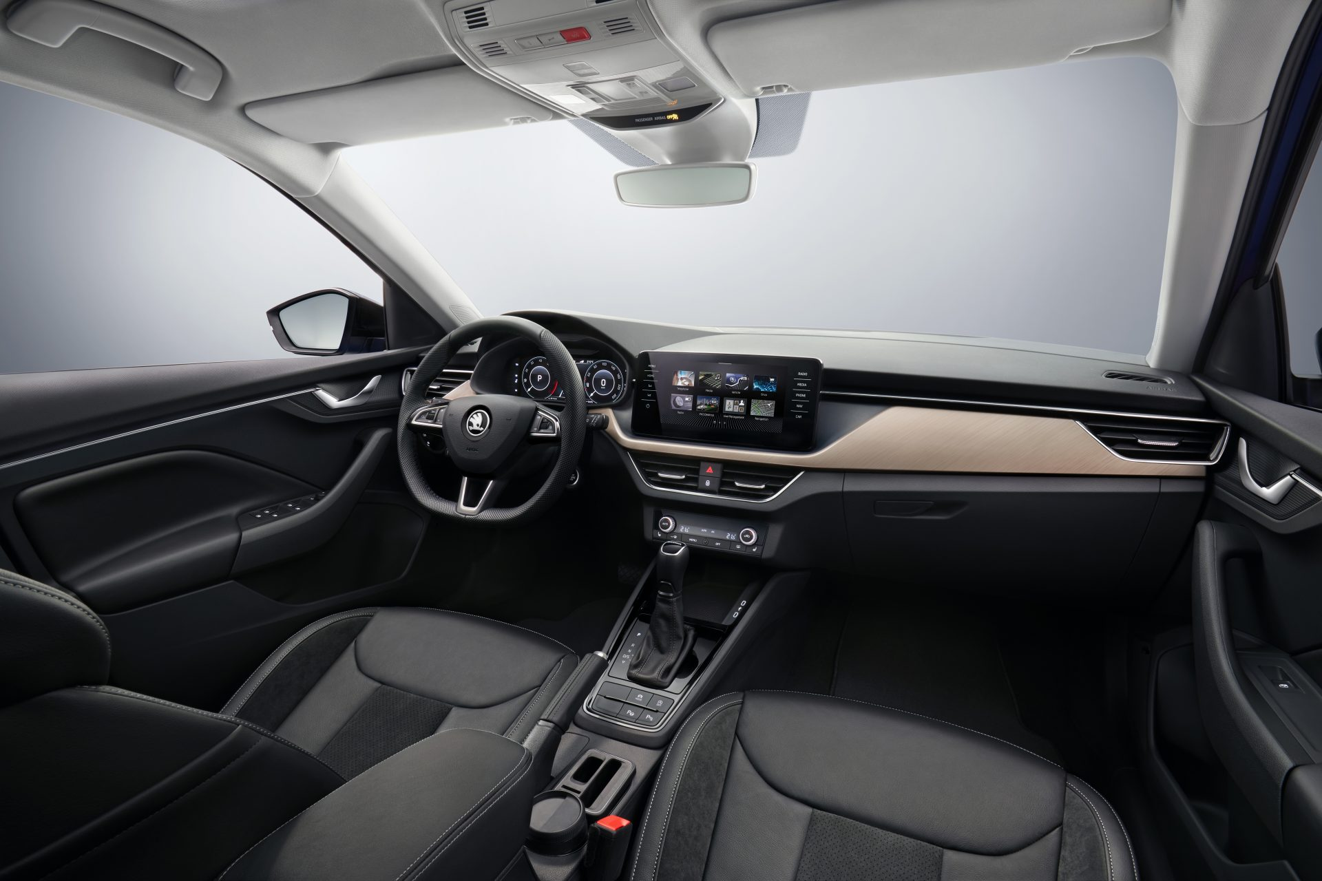 Škoda Scala Interior