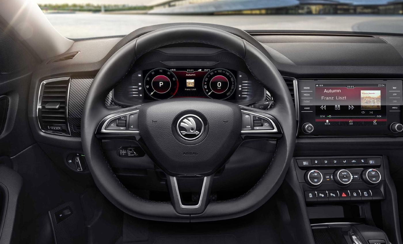 KODIAQ-GT-interior