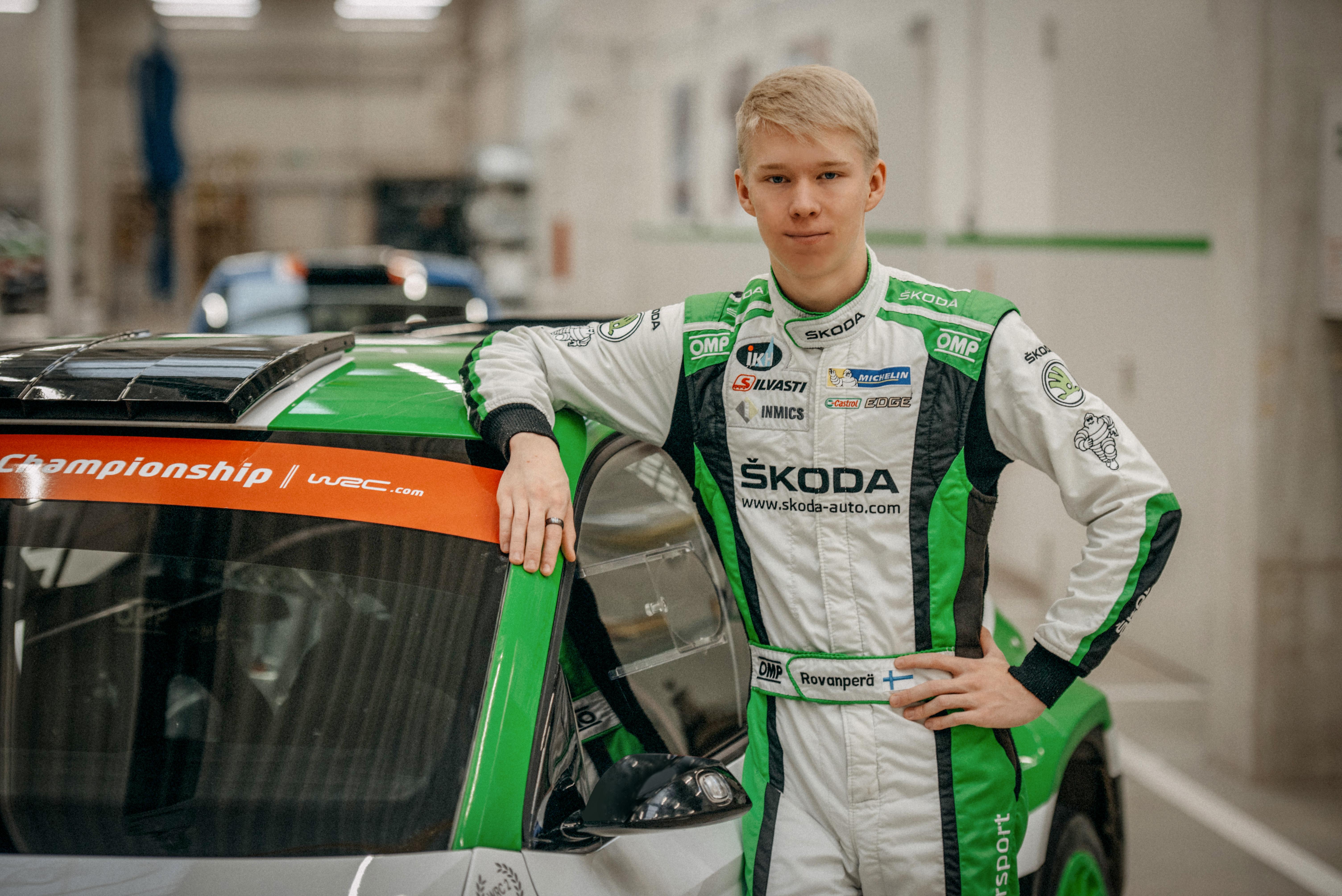 Kalle Rovanperä Tiina Rovanpera