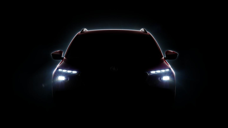 Světová premiéra nového crossoveru: ŠKODA rozšiřuje svou rodinu modelů SUV