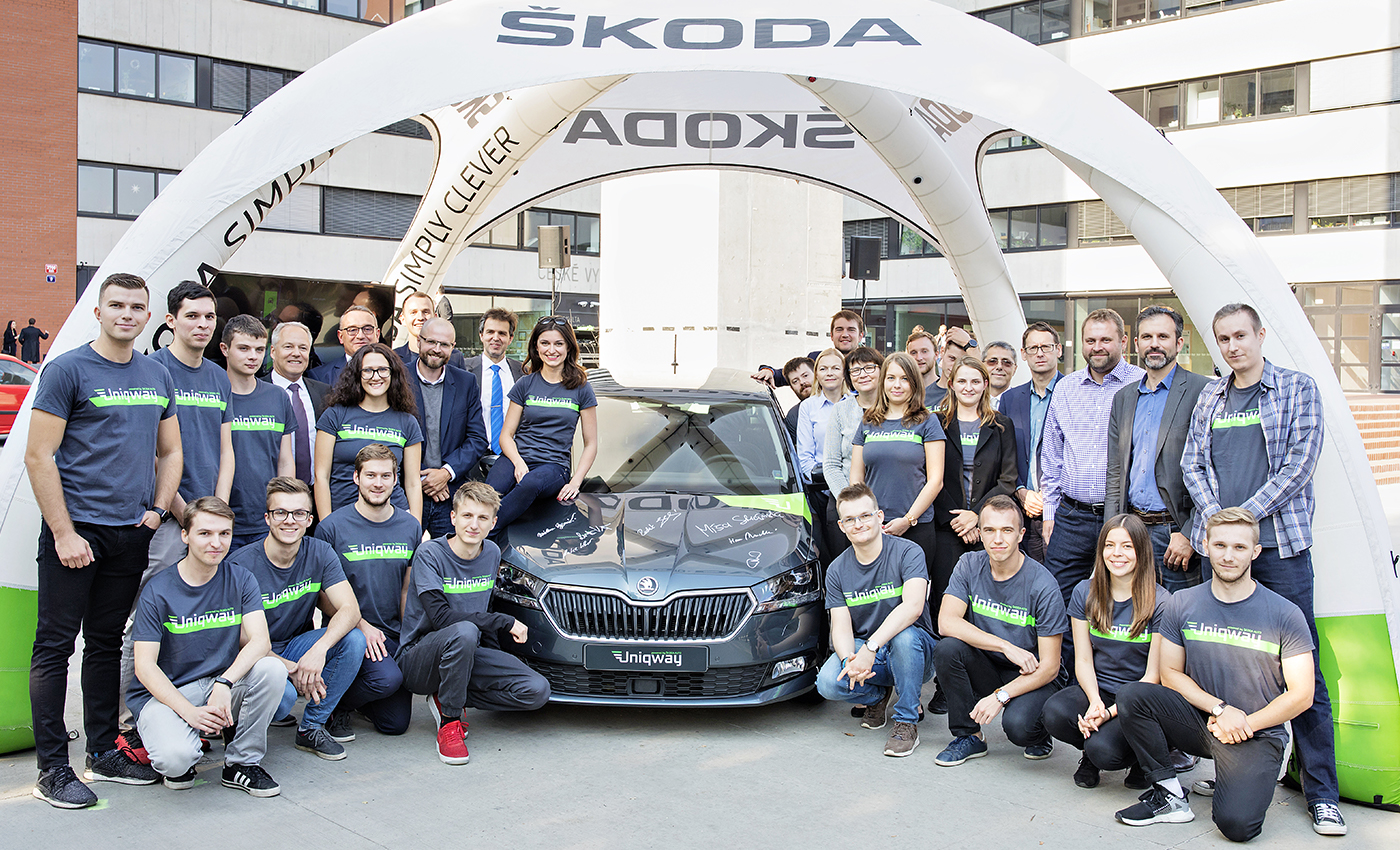 SKODA-DigiLab-team