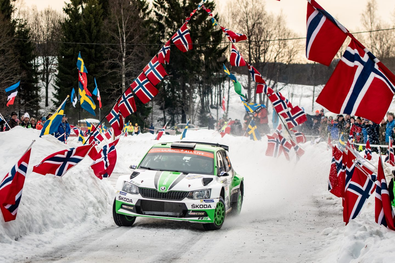 Rally Švédsko 2019