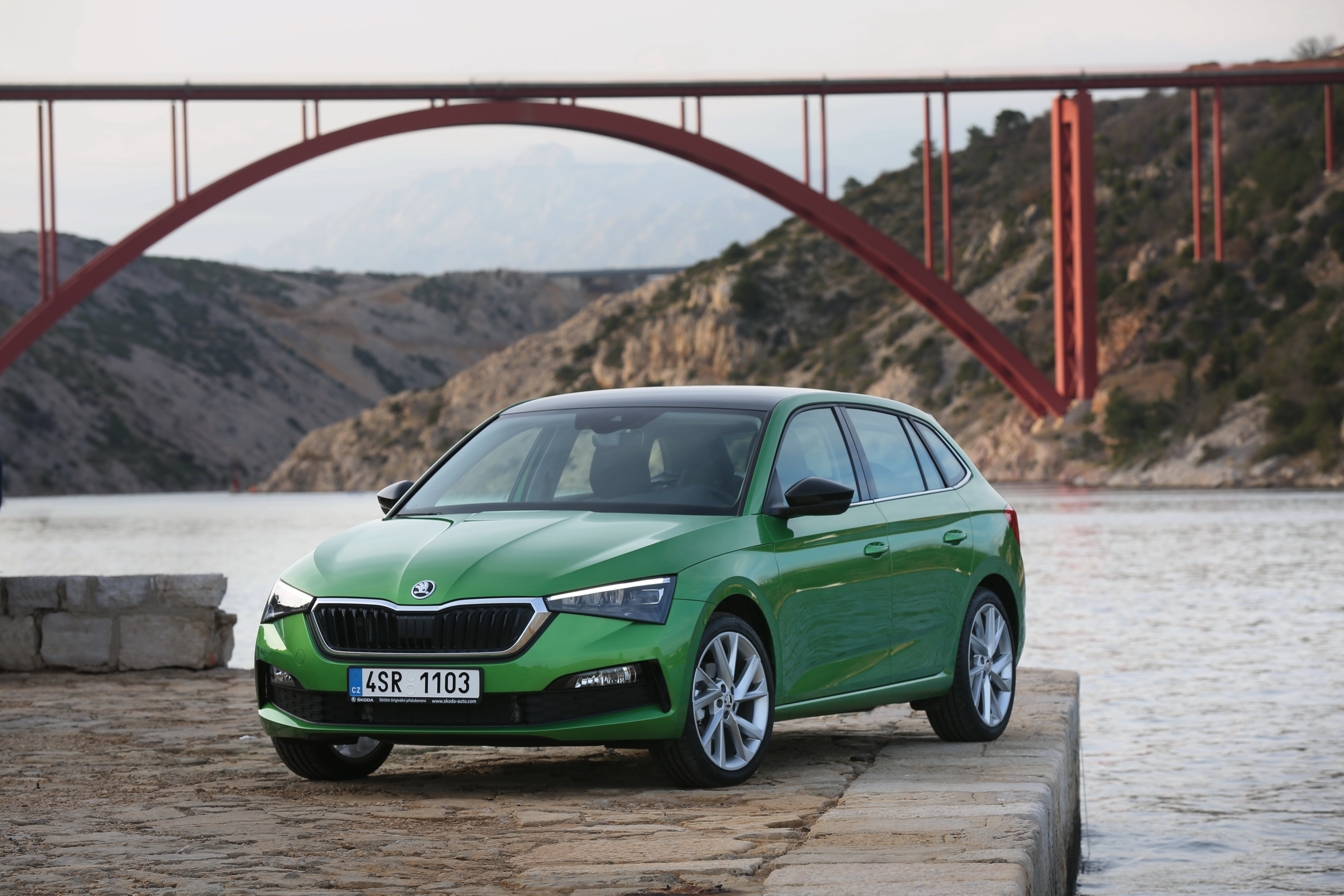 Emotive And Dynamic The New Skoda Design Language And Refined