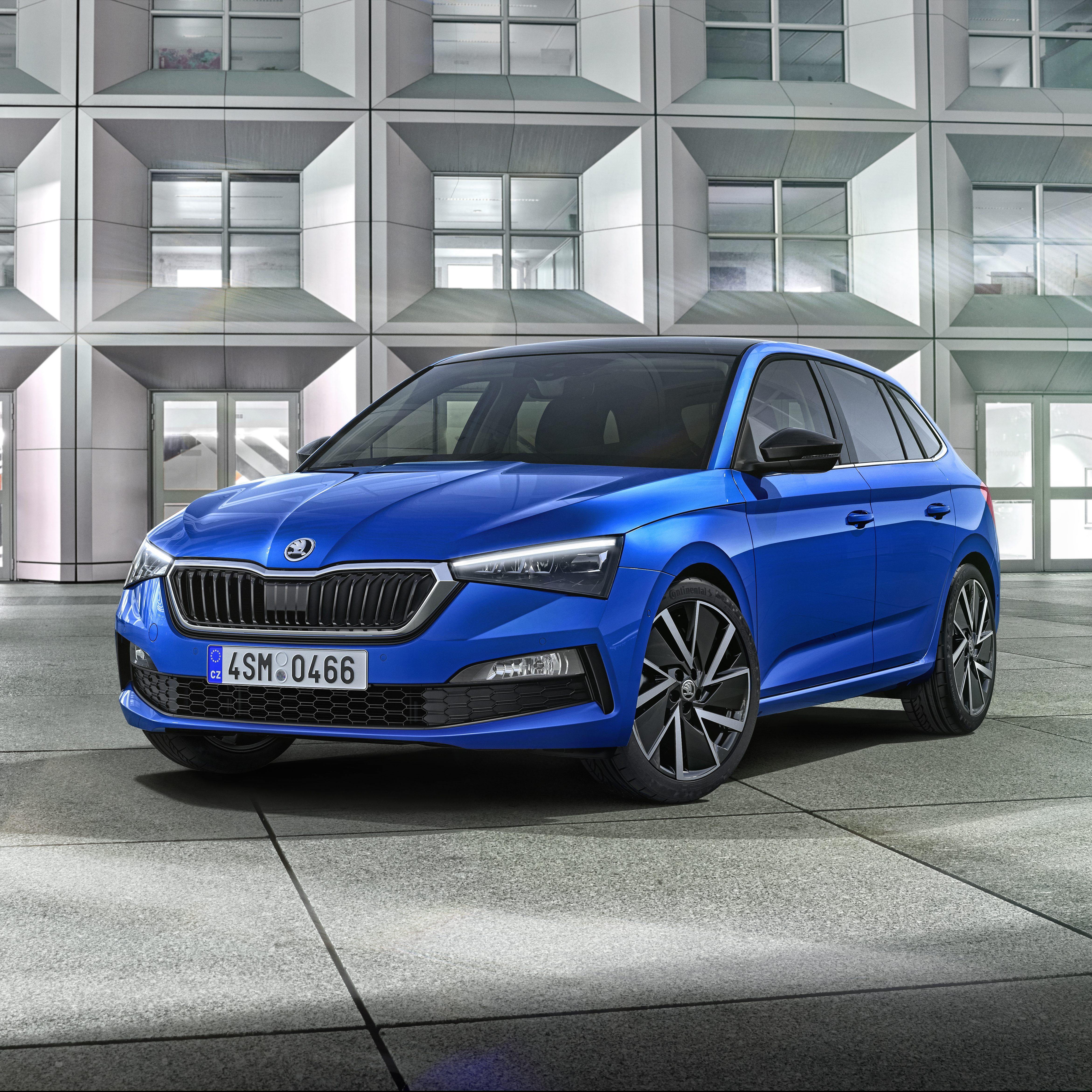 The Škoda Scala New Definition Of Compact Car Segment For Czech Carmaker