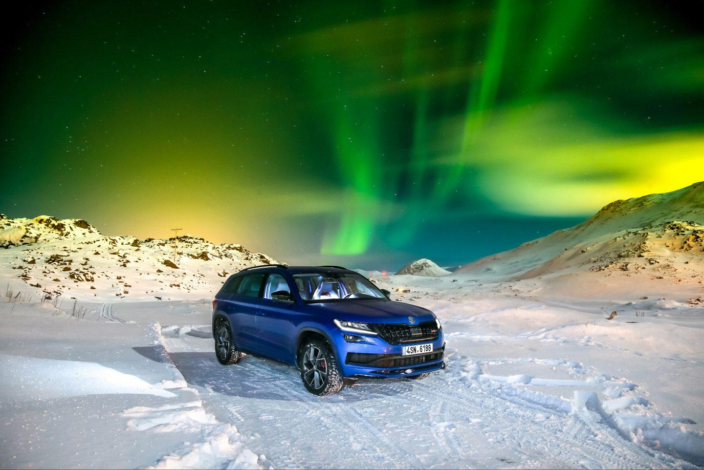 skoda-kodiaq-rs-nordkapp-ice-challenge-polar