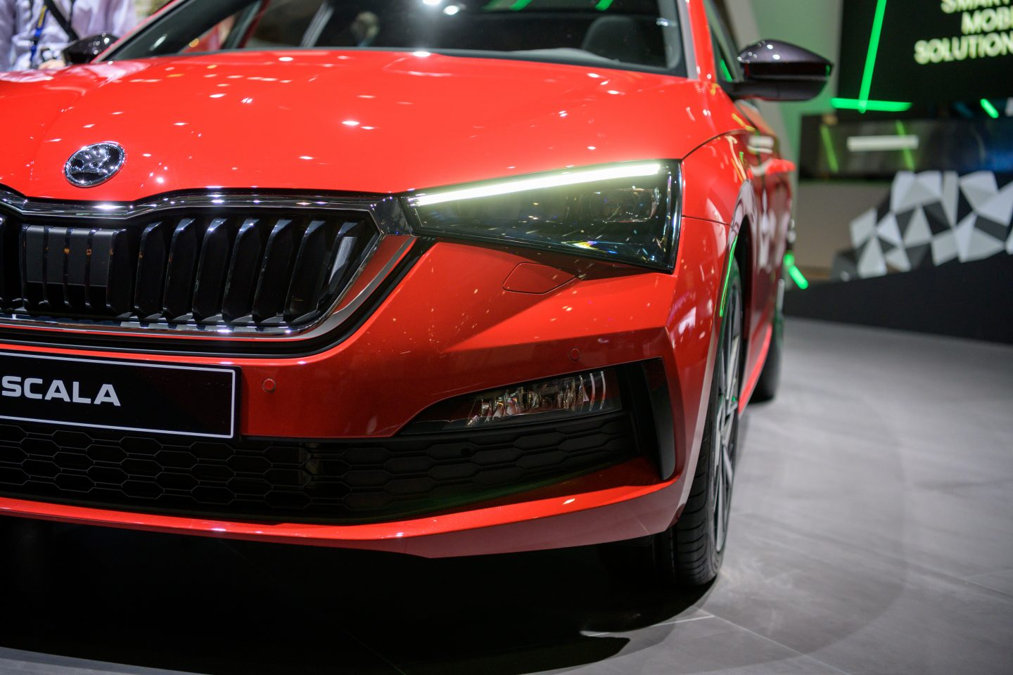 skoda-scala-head-lights-geneva