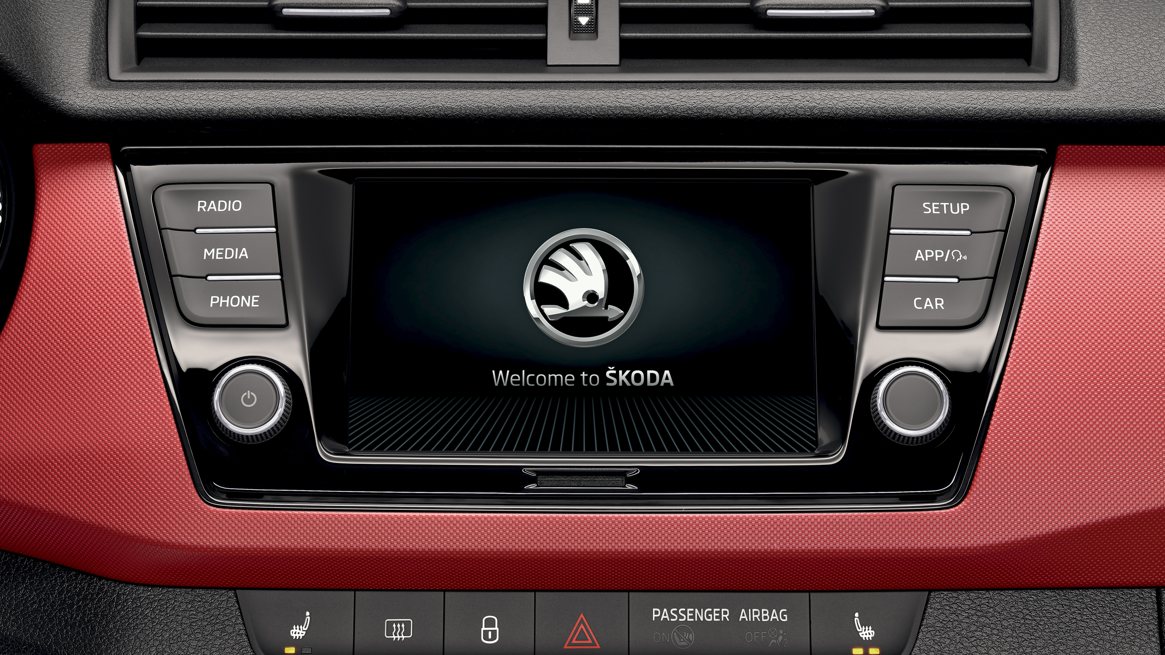 Infotainment system Swing Plus with 6 5