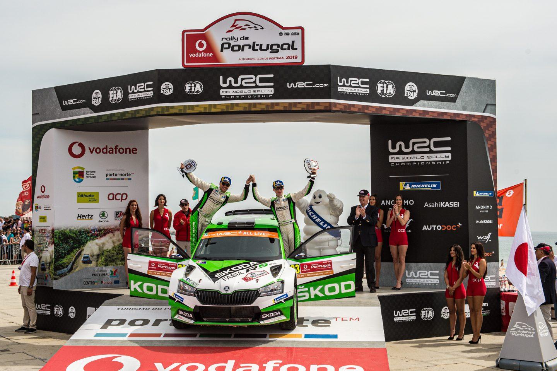Rally Portugalsko 2019