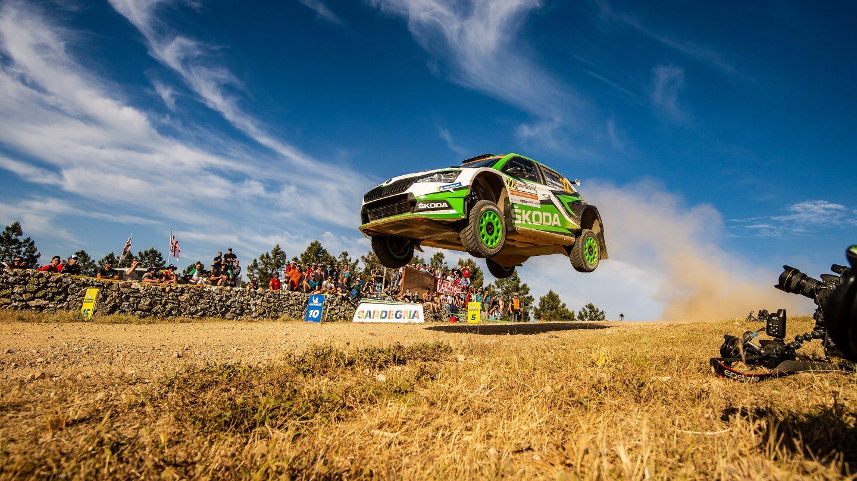 Rally Itálie 2019