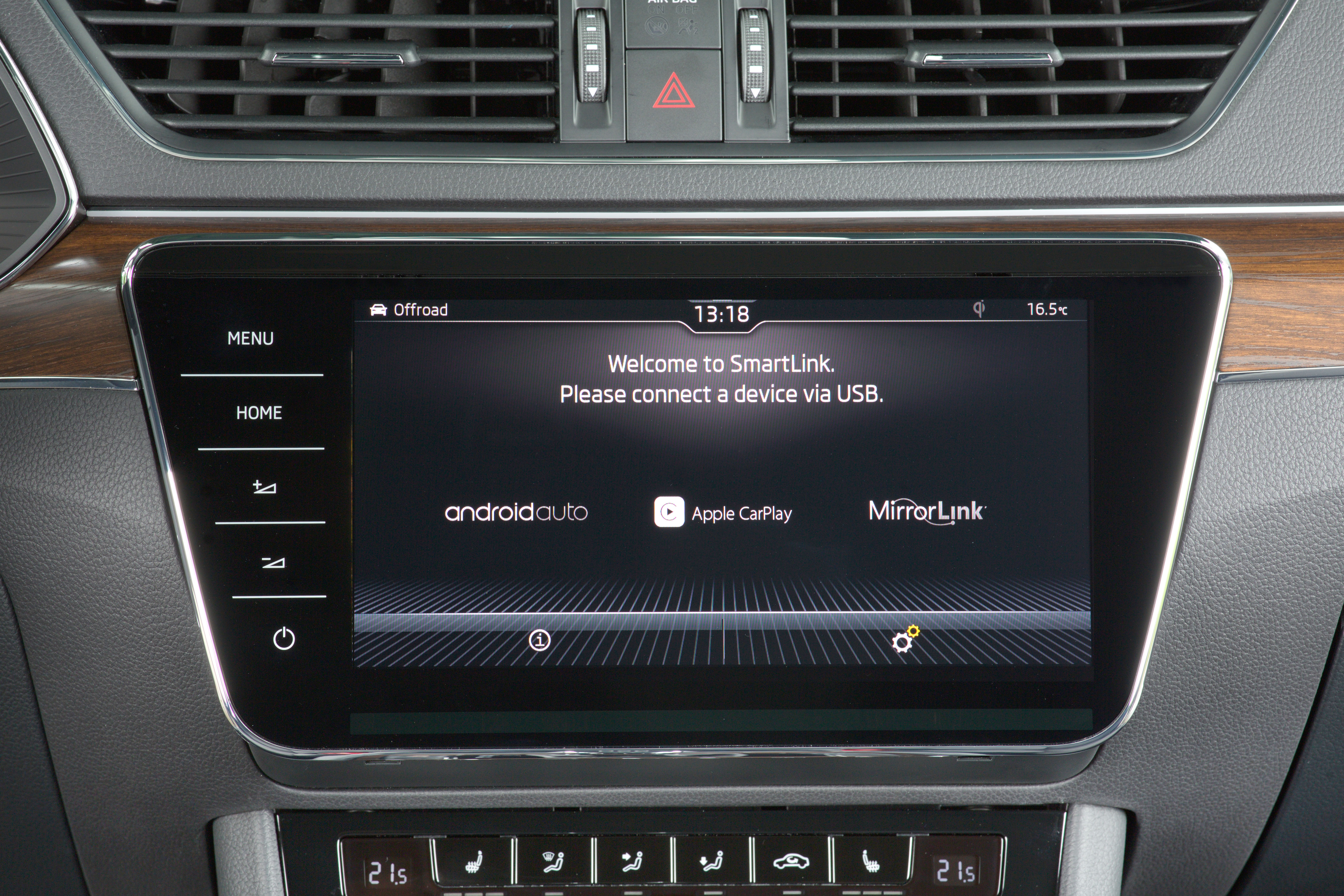 Infotainment: Supreme connectivity and mobile online services
