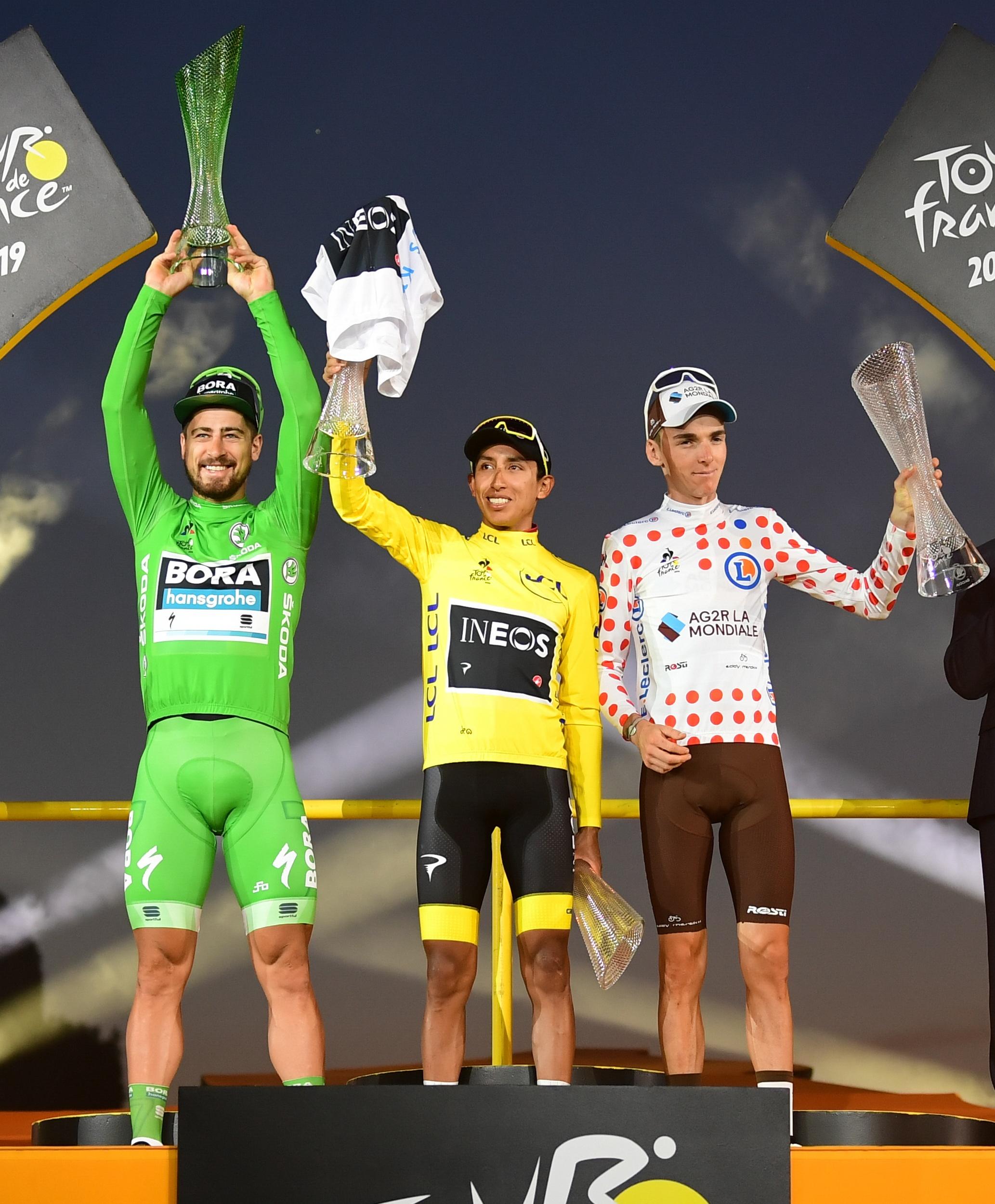 Tour De France Gewinner