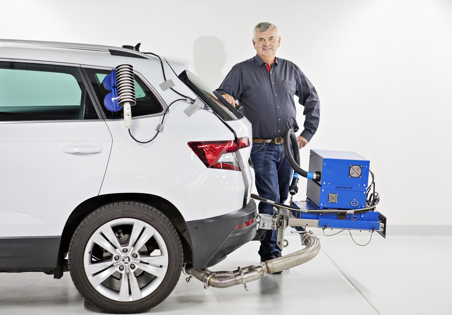 A Peek Behind the Curtains: How Emissions are Measured - ŠKODA