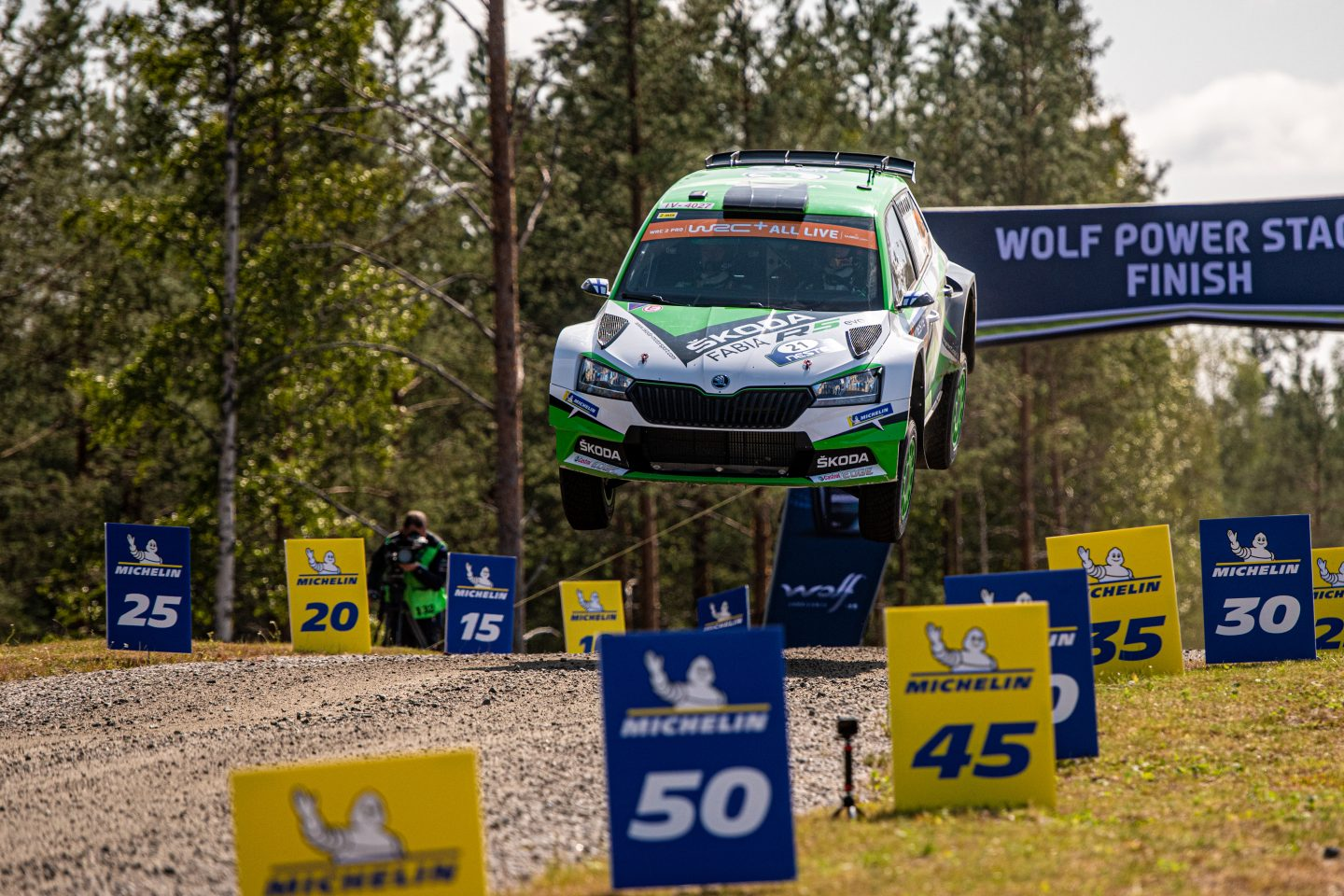 Rally Finsko 2019