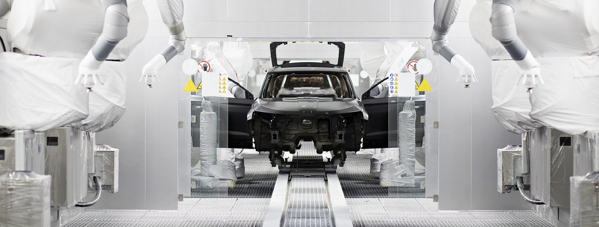 Car Paint Shop >> Step By Step Through Skoda S State Of The Art Paint Shop