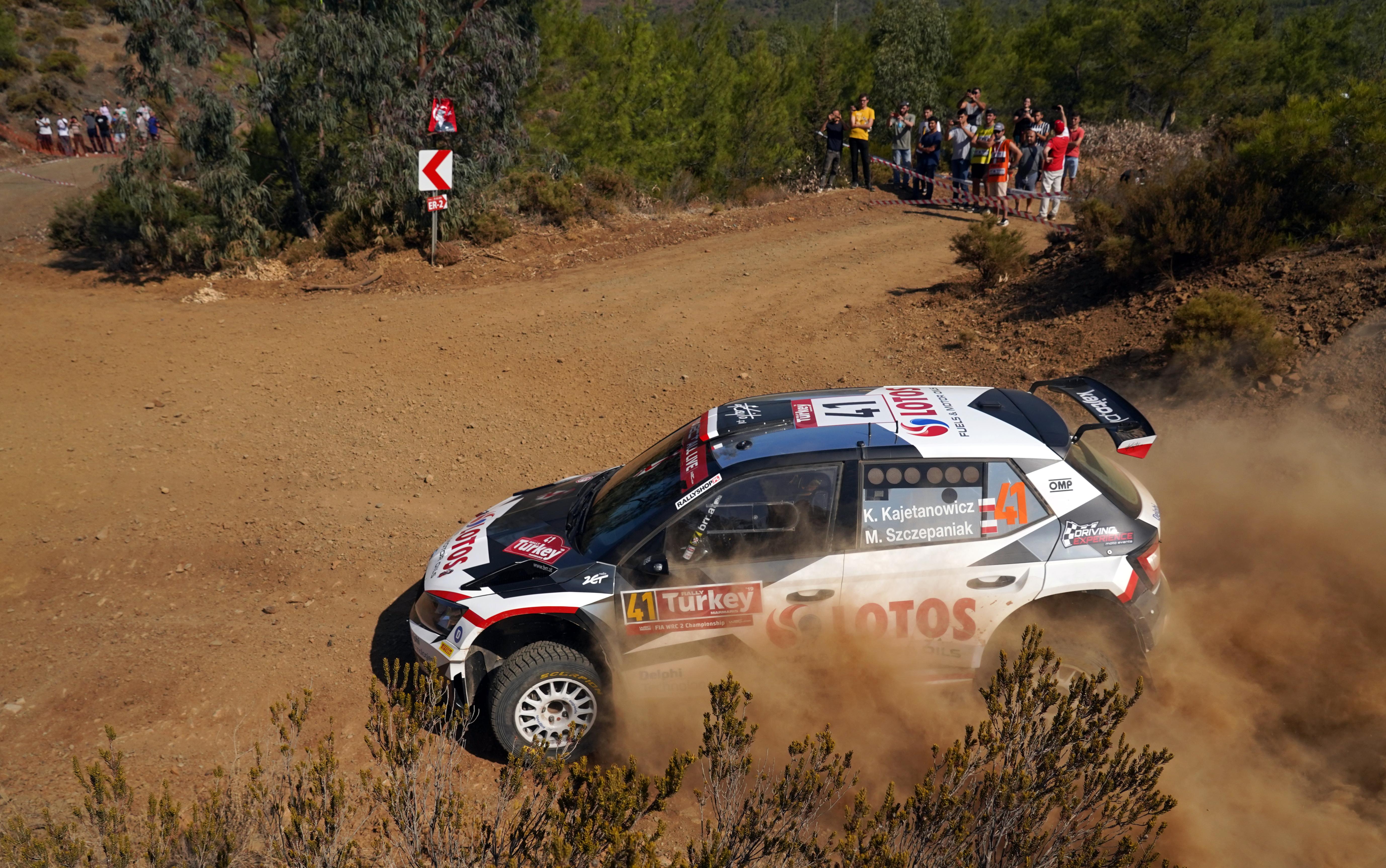 Rallye Türkei 2019