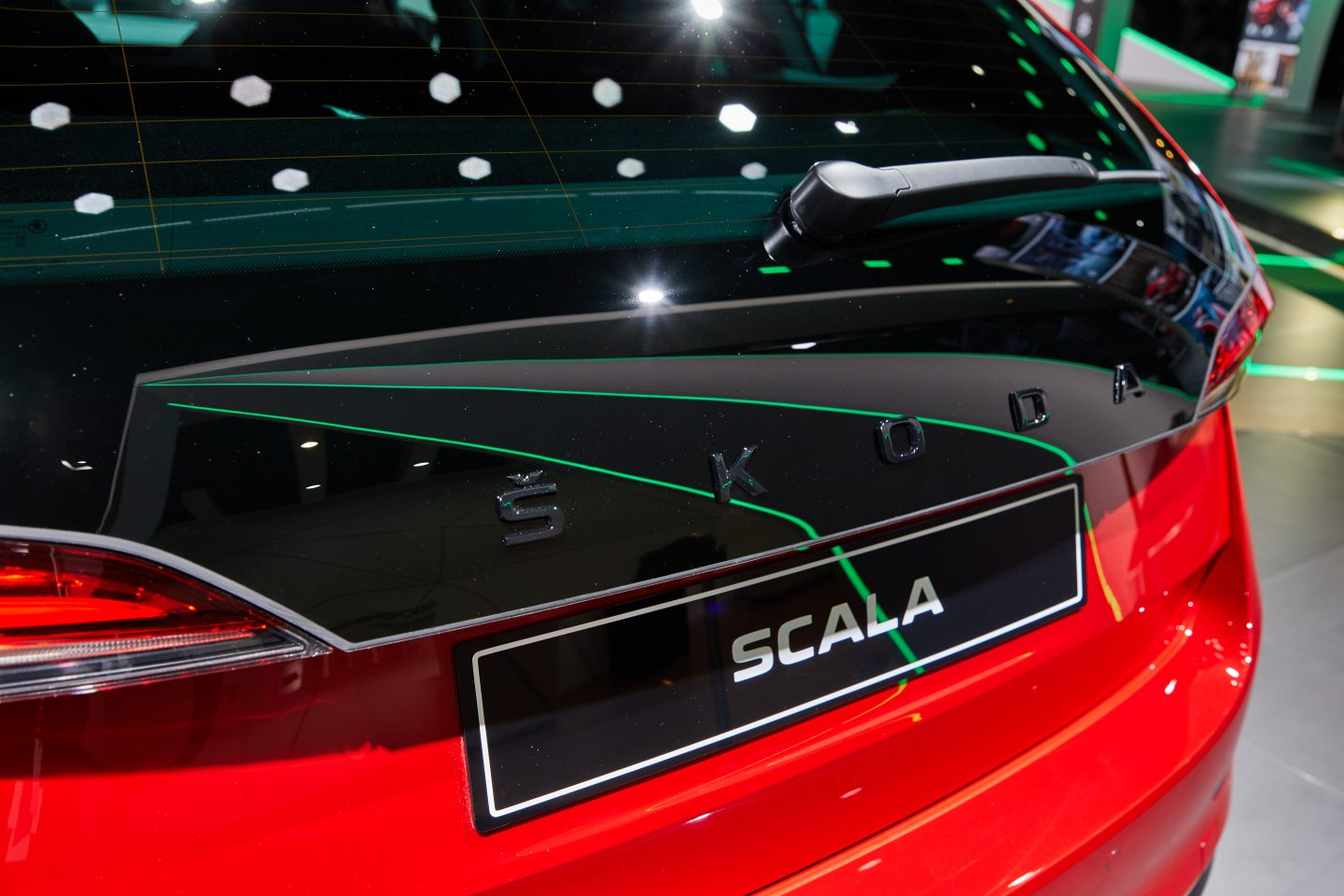 skoda-scala-letters-rear-boot-frankfurt