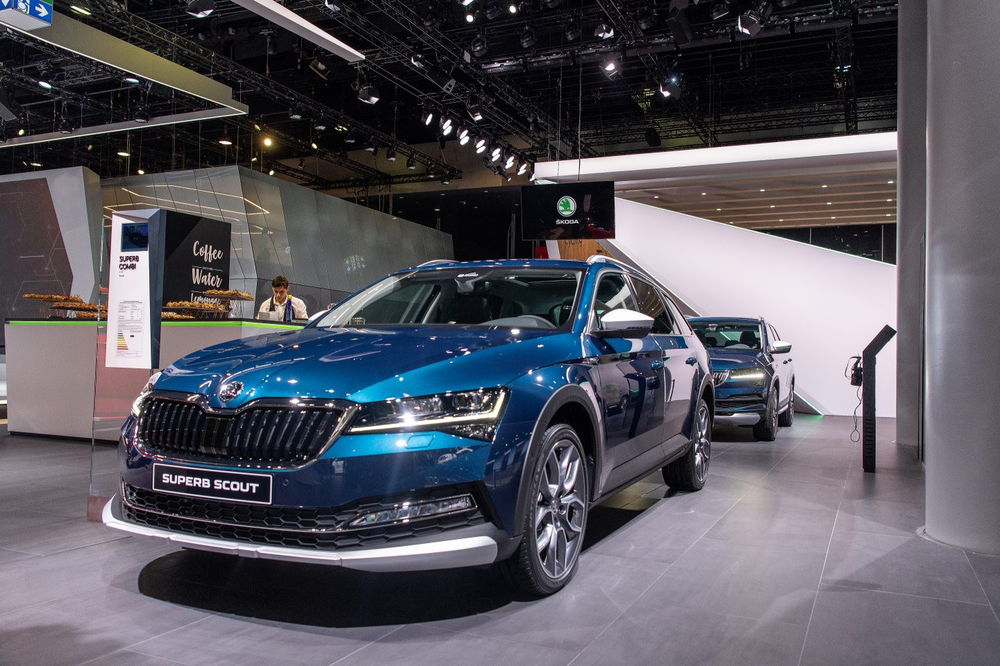 ŠKODA at the 2019 Frankfurt Motor Show