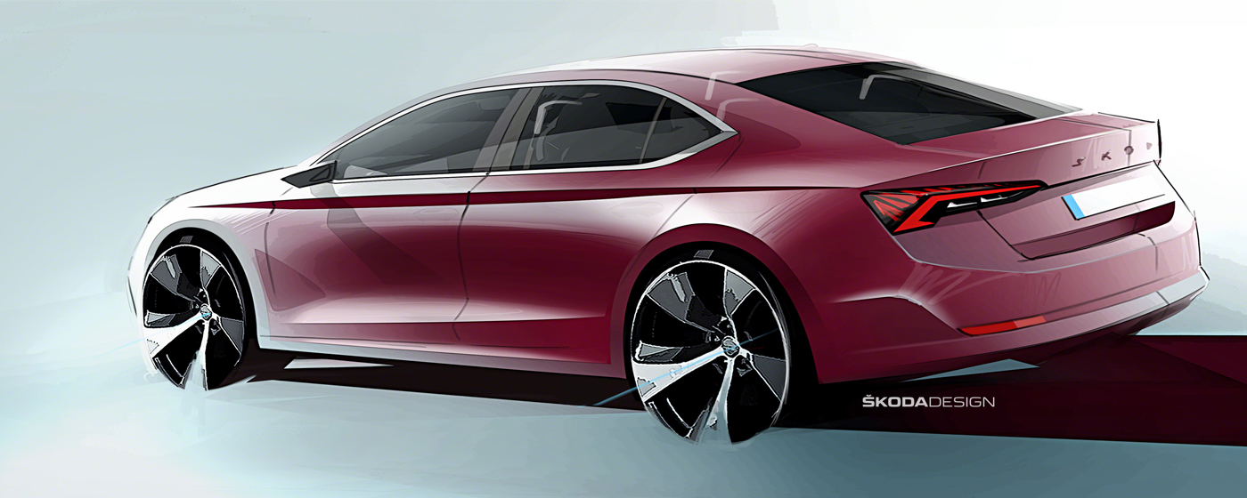 skoda-octavia-new-sketches-rear