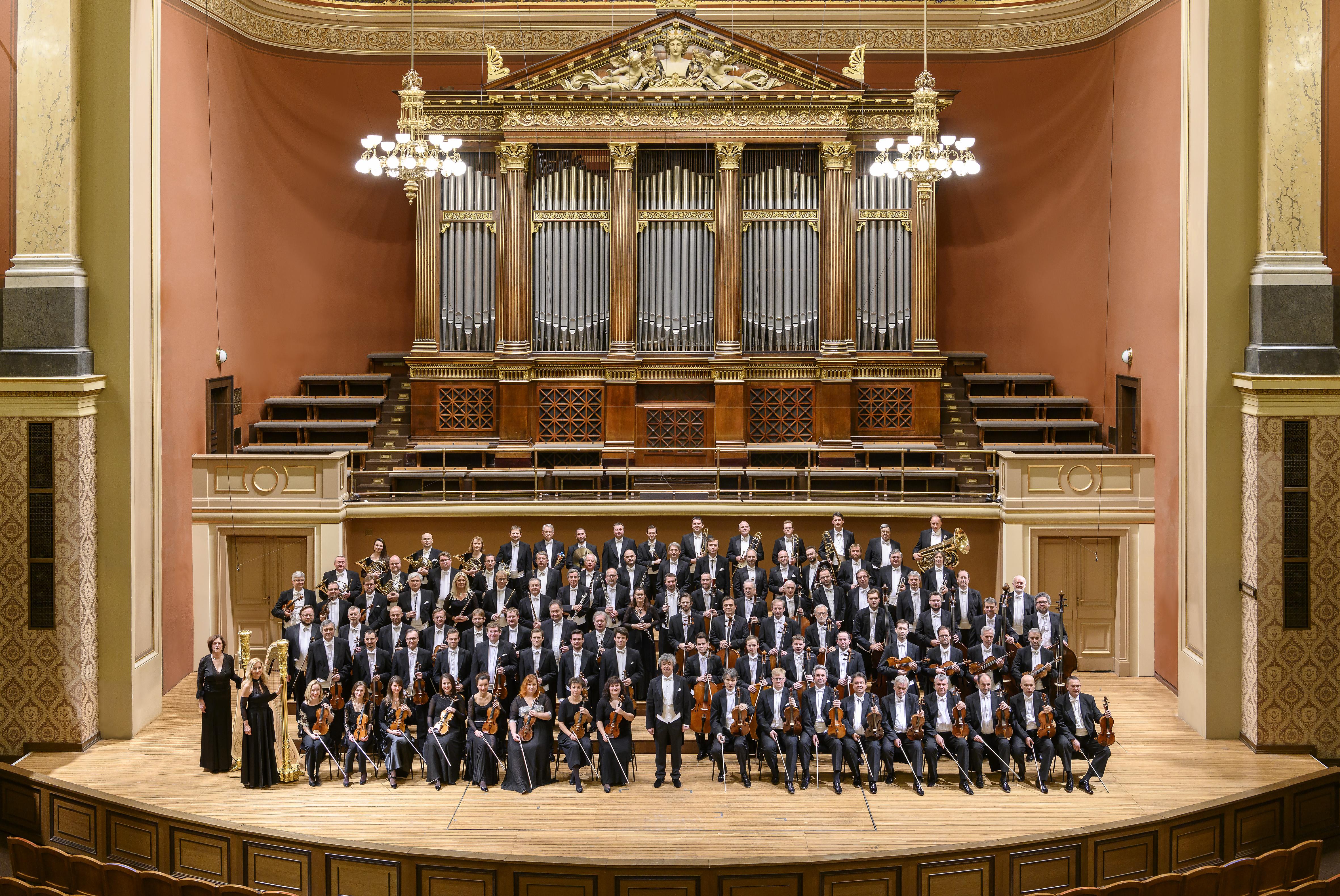 © Česká filharmonie/Petra Hajská