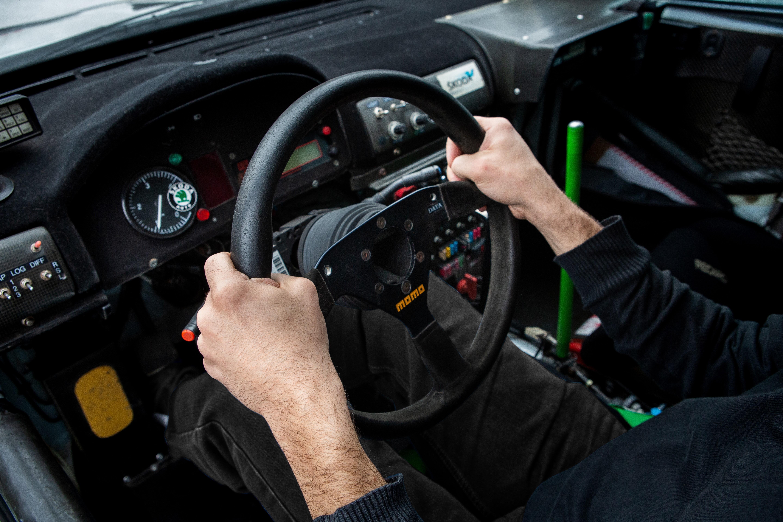 armin-schwarz-skoda-octavia-wrc-steering-wheel