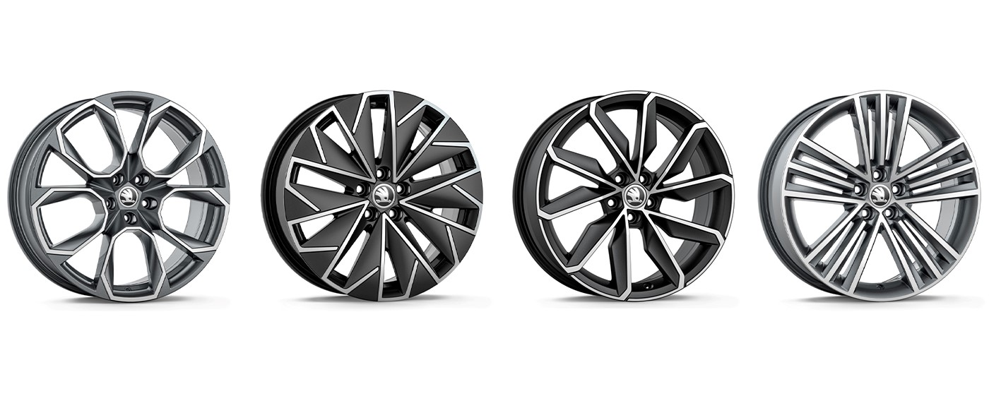 wheels-skoda-design-line