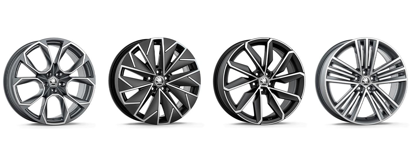 wheels-skoda-design-line