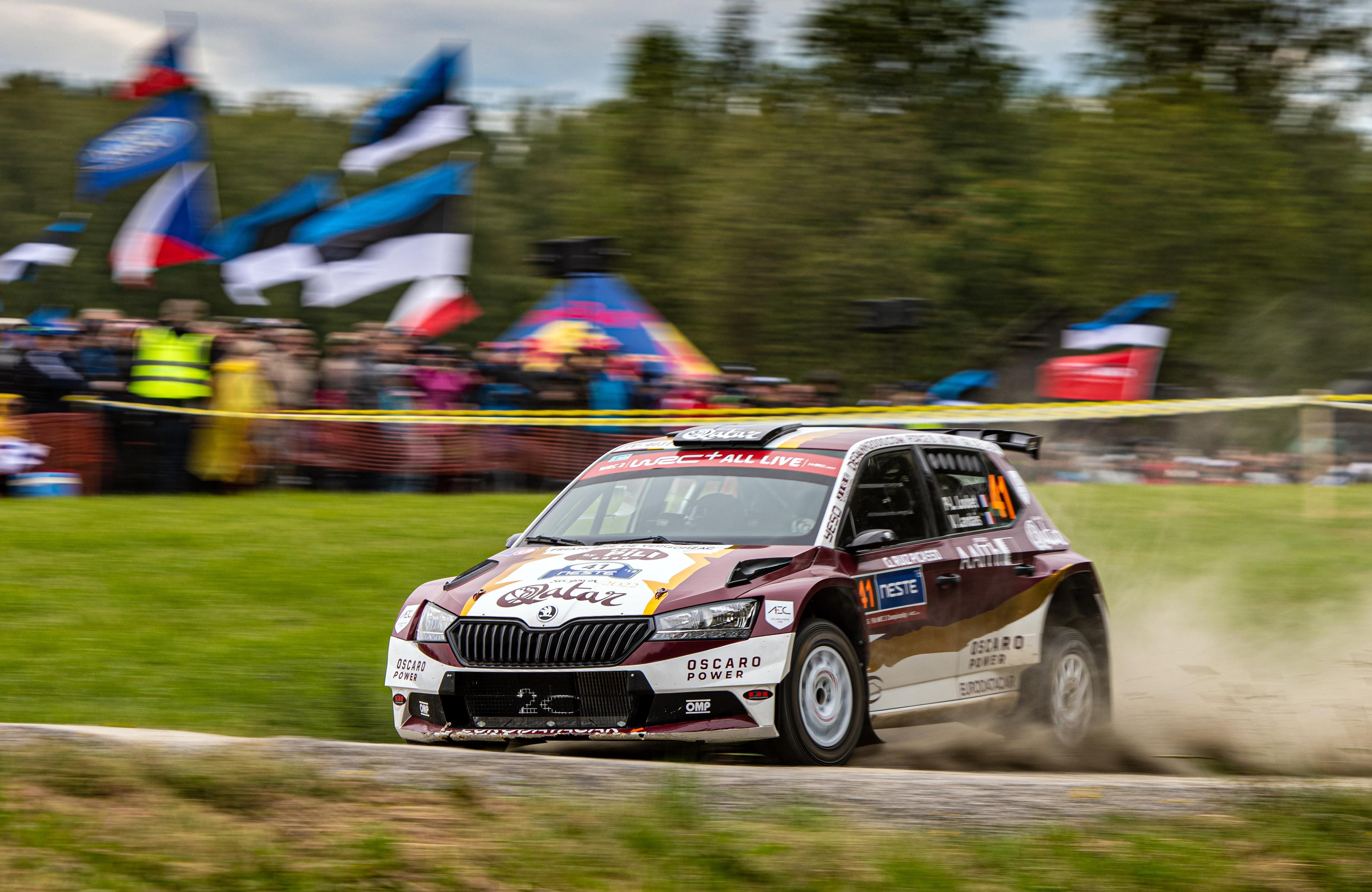 Rallye Finnland 2019